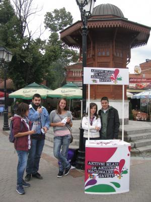 Aktivni mladi za aktivan Nacionalni savet Bošnjaka (Bošnjačko nacionalno vijeće)